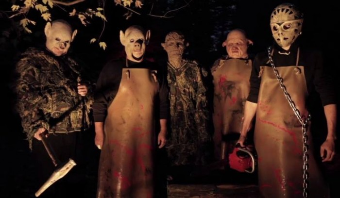 Halloween at Saunders Farm