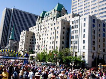Ottawa Marathon - Lord Elgin Hotel