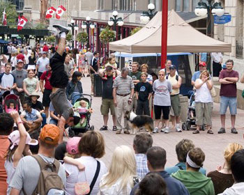 Ottawa International Buskerfest