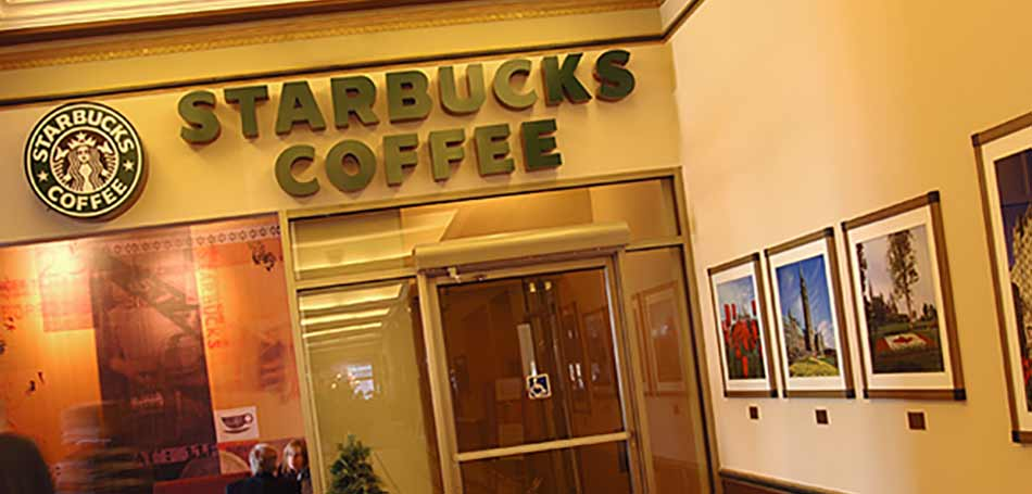 Starbucks - Lord Elgin Hotel Ottawa