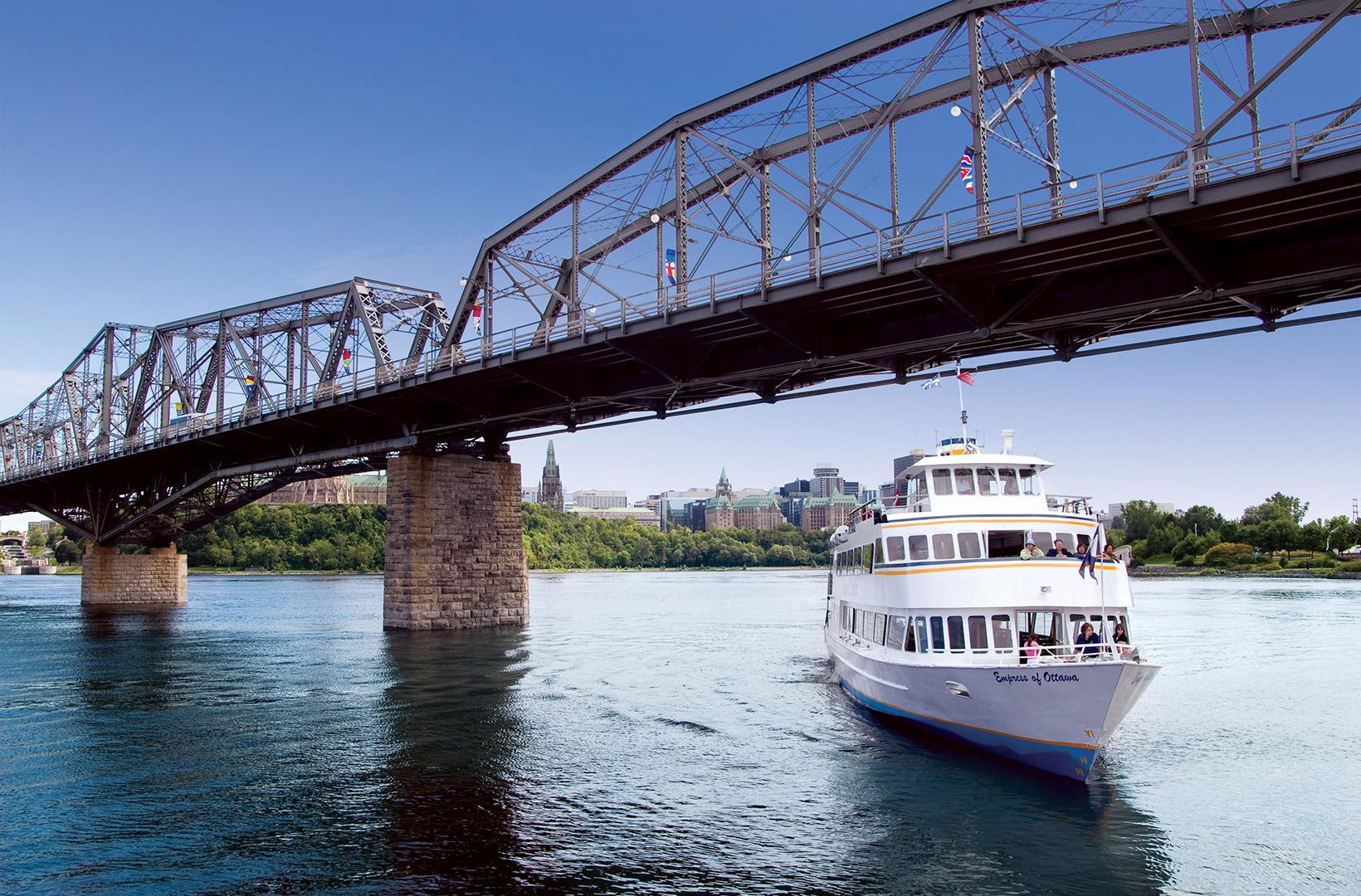 Ottawa River Boat Cruises