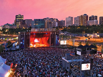 RBC Royal Bank Bluesfest - Lebreton Flats