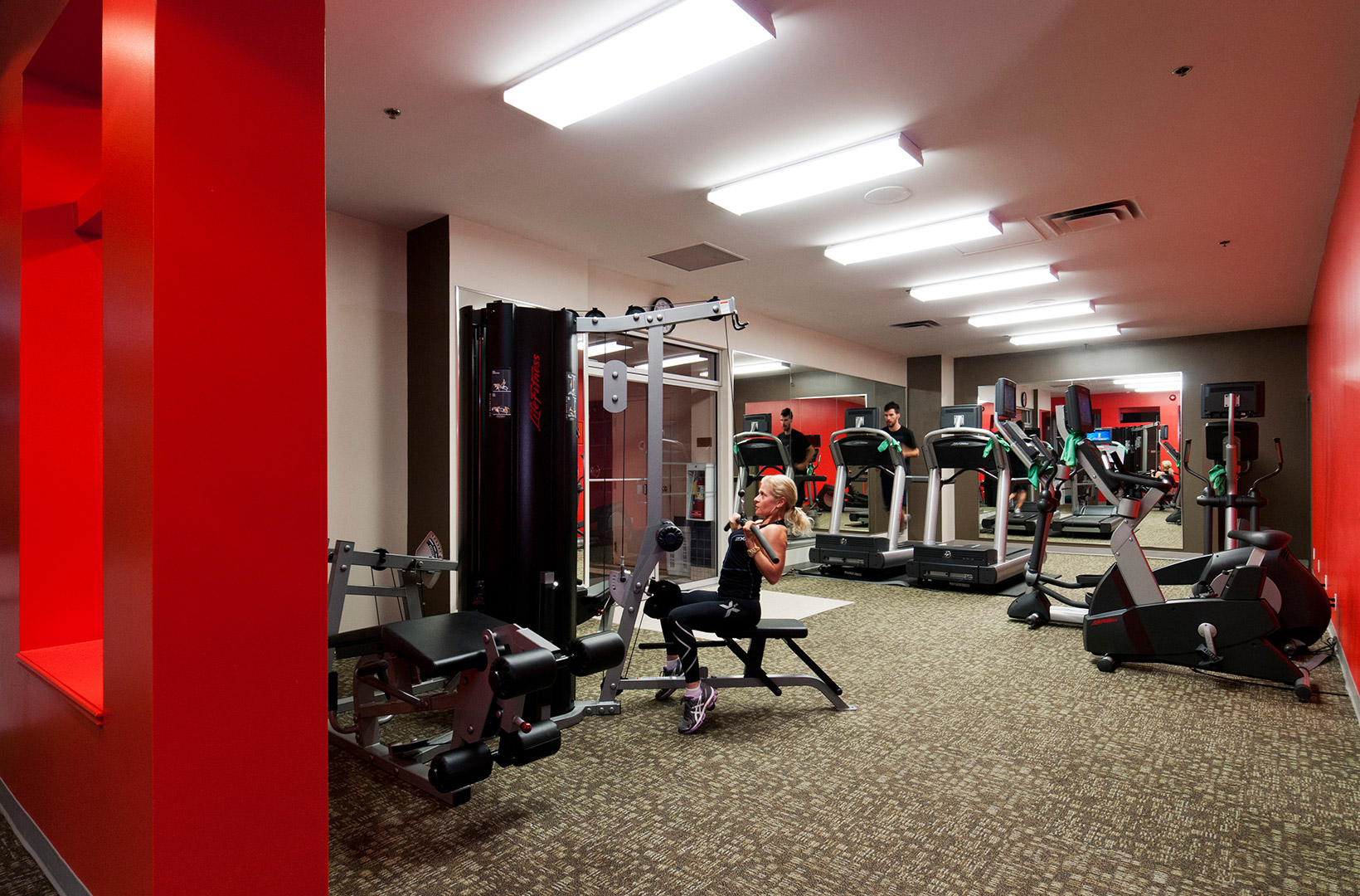 Fitness Room - Lord Elgin Hotel Ottawa