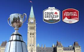 Grey Cup in Ottawa 2017