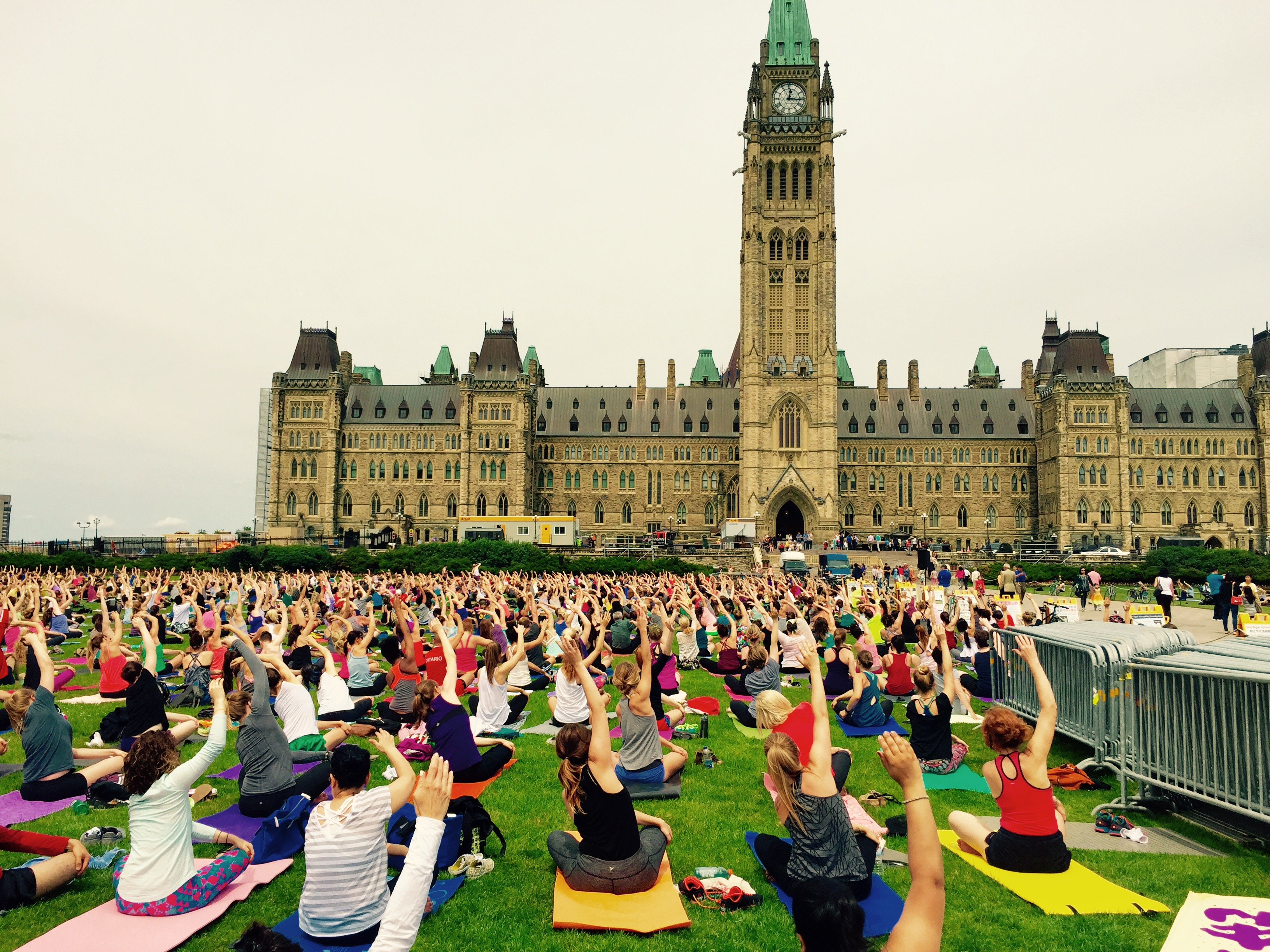 Parliament Hill Yoga For Every Body Lord Elgin