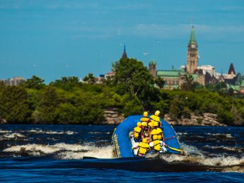 Ottawa City Rafting - Downtown Ottawa