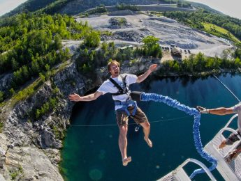 Bungee Jumping in Ottawa