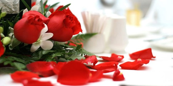Roses for Romance Package