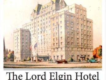 75th Anniversary Publication - Lord Elgin Hotel Ottawa