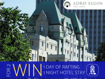 Lord Elgin Hotel & OWL Giveaway