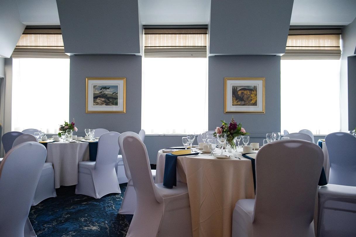 St Laurent Room - Lord Elgin Hotel