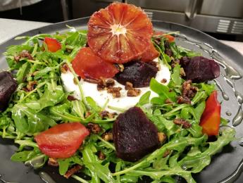 Grill41 New Food Menu Items Beet salad