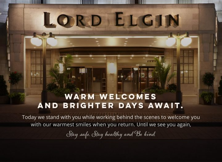 Lord Elgin Ottawa Hotel